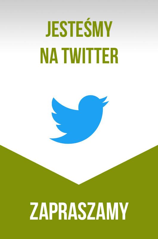 Jesteśmy na Twitter