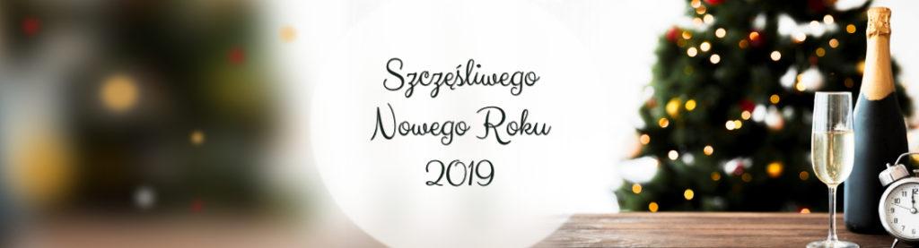 Szczęśliwego Nowego Roku 2019